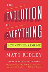 Evolution of Everything: How New Ideas Emerge Paperback