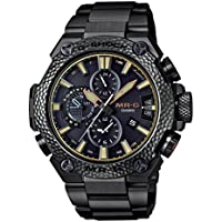 Casio G - Shock mr-g mrgg2000hb-1aメンズチタンサファイアクリスタルTough Solar