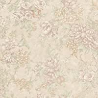 Mirage 989-64824 Simona Light Grey Floral Fruit Wallpaper