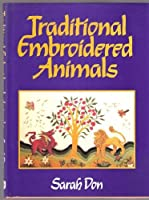 Traditional Embroidered Animals