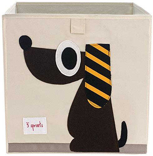 RoomClip商品情報 - 3 Sprouts(スリースプラウツ) 収納ケース ストレージボックス ドッグ