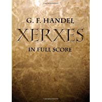 Xerxes in Full Score (Dover Music Scores)