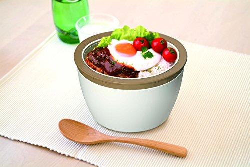 アスベル カフェ丼ランチ 「ランタス」 グリーン HLB-CD620