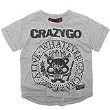 crazy gogo!! GOGOギグワイドT サンド CS(100-115)
