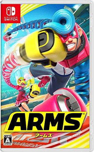 任天堂がSwitch用ゲーム「ARMS」の商標を出願したのは28年前だった