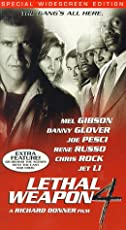 Lethal Weapon 4 (Ws Coll) [VHS] [Import]