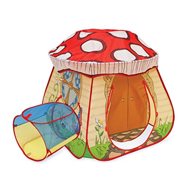 Playhut再生村Mushroom House