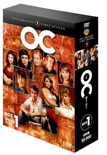 The OC (ファースト・シーズン) コレクターズ・ボックス1 [DVD]の詳細を見る