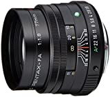 PENTAX telephoto lens FA77mm F1.8 Limited black FA77F1.8B [並行輸入品]