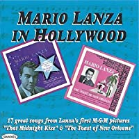 Mario Lanza In Hollywood: That Midnight Kiss (1949 Film) / The Toast Of New Orleans (1950 Film) [2 on 1]