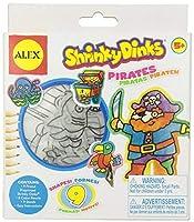 Shrinky Dinks Minis Pirates [並行輸入品]