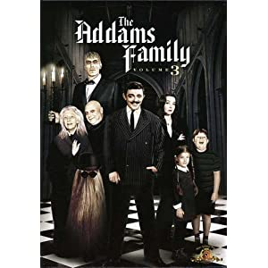 The Addams Family: Volume 3 [DVD] [Import]