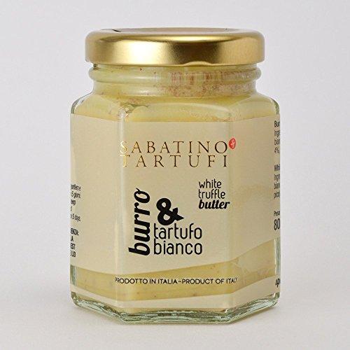 SABATINO TARTUFI 白トリュフバター 80g