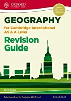 Geography for Cambridge International AS and A Level Revision Guide (CIE A Level) [並行輸入品]