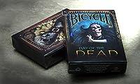 自転車Day of the Dead Playing Cards