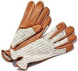 GRAND PRIX driving gloves SGGP chrochet S