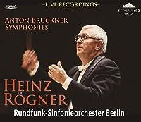 SSS0155/60 ブルックナー:交響曲名演集(第4~9番)