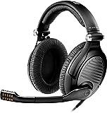ゼンハイザー PC350 SE Special Edition 2015 PCゲーミング・ヘッドセット 簡易パッケージ品 PC/PS4対応 ブラック [並行輸入品]