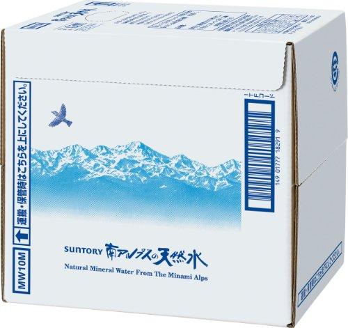 サントリー 天然水 10L バッグインボックス