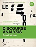Cover of Discourse Analysis: An Introduction