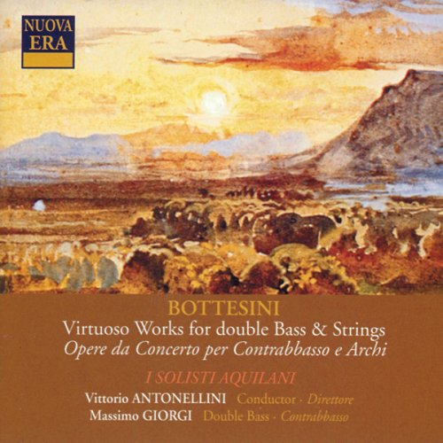 Virtuoso Works for Double-Bass/&