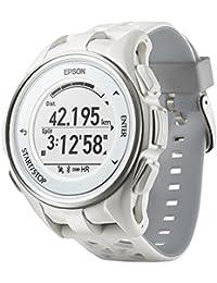 [エプソン リスタブルジーピーエス]EPSON WristableGPS 腕時計 GPSランニングウォッチ 脈拍計測 J-300W