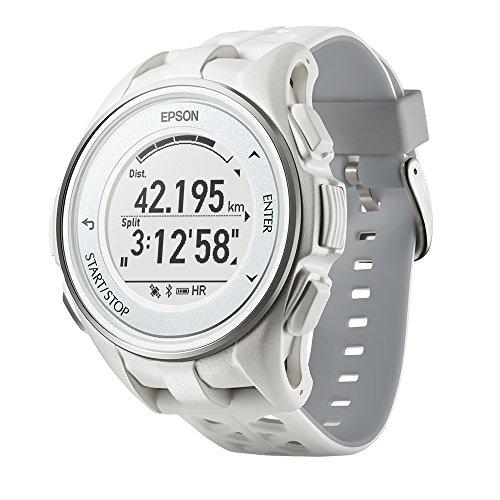 42e8775632 [エプソン リスタブルジーピーエス]EPSON WristableGPS 腕時計 GPSランニングウォッチ 脈拍計測 J-300W
