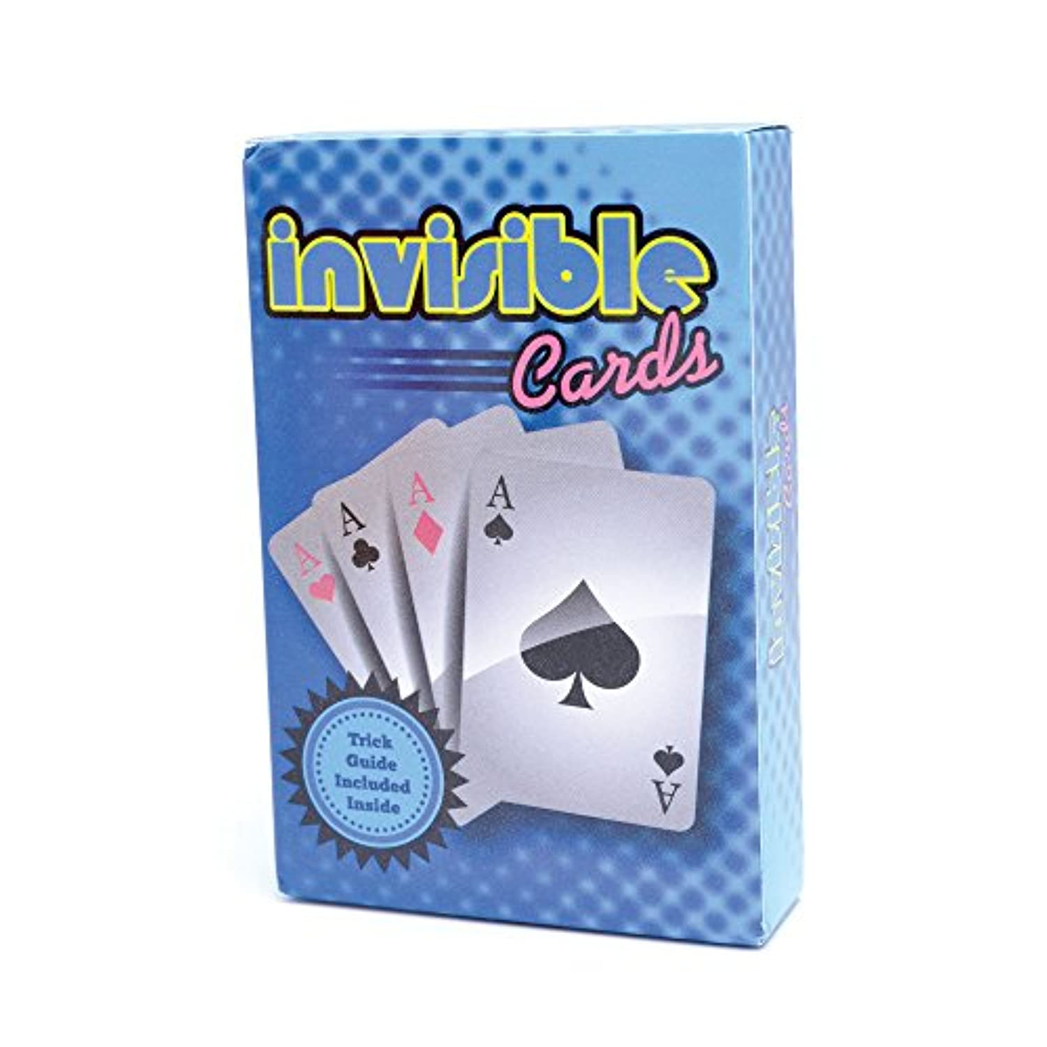Bristol Novelty Trick Pack/Cards Nudist Blank Magic And Conjuring One Size - Multi