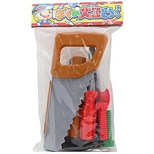 オンダ ごっこ遊び おもちゃ ぼくの大工どうぐ