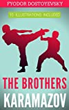 The Brothers Karamazov: 15 Illustrations Included (English Edition)