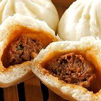 『皇朝』一番人気☆ぎゅっと詰まった肉の旨味! 世界チャンピオンの肉まん10個入り