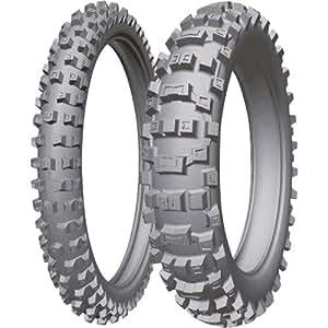 MICHELIN(ミシュラン)バイクタイヤ CROSS AC10 リア 110/100-18 M/C 64R チューブタイプ(TT) 020500 二輪 オートバイ用
