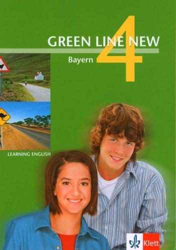 Green Line New 4. Schuelerbuch. Bayern: Fuer Gymnasien