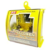 MKIB 車検対応 ヘッドライト フォグランプ ハロゲン 3000K 12V 2個セット (H11)