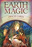 Earth Magic Oracle Cards: A 48-Card Deck and Guidebook by Steven D. Farmer(2010-11-01)