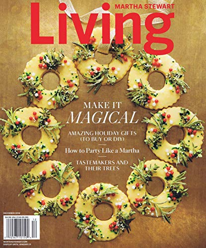 Martha Stewart Living [US] December 2018 (単号)