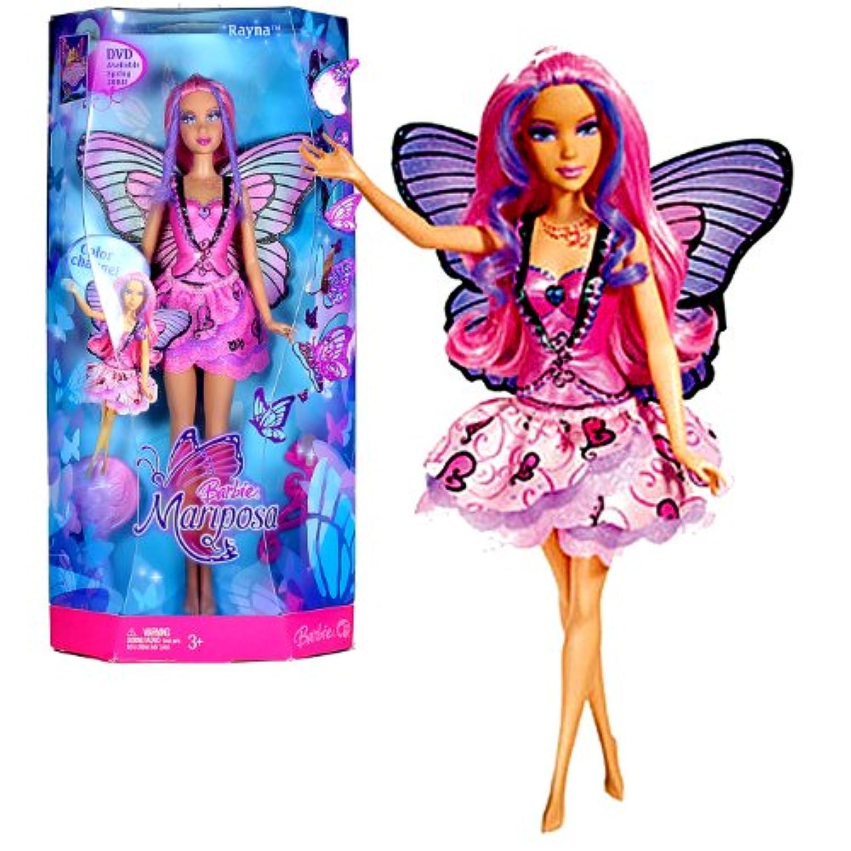 Mattel Year 2007 Barbie DVD Series