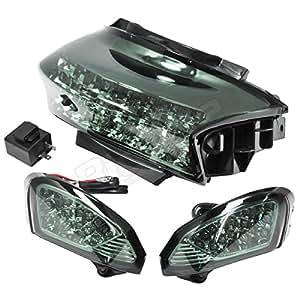 PCX LEDテール & LEDウィンカー スモークType PCX125 JF28 PCX150 KF12