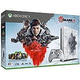 Xbox One X Gears 5 リミテッド エディション (Gears 5 アルティメット エディション、Gears of War 1,2,3,4 ダウンロード版 同梱)