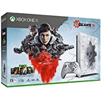 Xbox One X Gears 5 リミテッド エディション (Gears 5 アルティメット エディション、Gear…