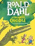 The Enormous Crocodile (Colour Edition) (Dahl Colour Editions) (English Edition) 画像