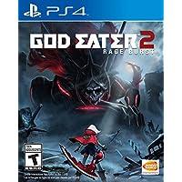 ゴッドイーター2 God Eater 2: Rage Burst - Standard Edition (輸入版:北米)