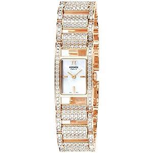 [エルメス]HERMES 腕時計 アルコルミニ ピンクパール文字盤 K18RGケース AC1.172.214.4011 レディース 【並行輸入品】