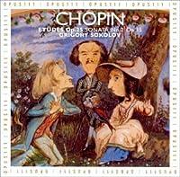 Chopin:Etudes Op.25/Pno.Sonata