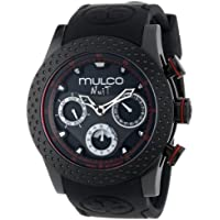Mulco Women's MW5-1962-261 Year-Round Analog Quartz Black Watch