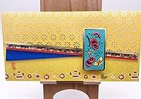 韓国 ご祝儀袋 お祝い 金封 封筒 結婚祝 誕生日 両面テープ付 (タイプ-07)