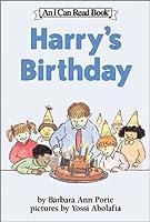 Harry's Birthday (I Can Read!)