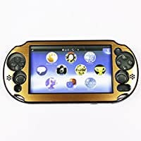 HIROMARUjp Play Station Vita PCH-2000用 プロテクト 保護 カバー ブロンズ