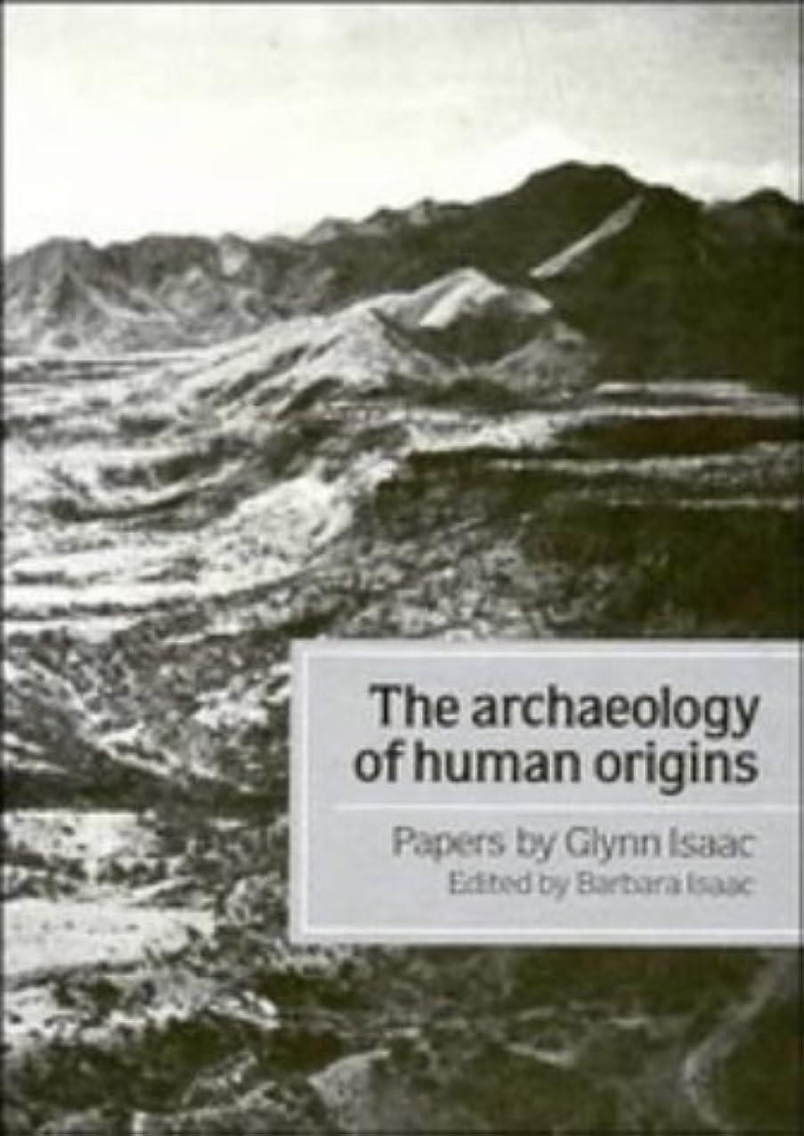 伝導率草会議The Archaeology of Human Origins: Papers by Glynn Isaac