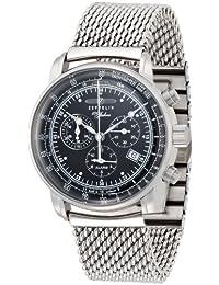 [ツェッペリン]ZEPPELIN 腕時計 Special Edition 100 Years Zeppelin ブラック 7680M2 メンズ【正規輸入品】